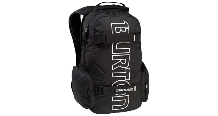 Sac à dos Emphasis True Black by Burton