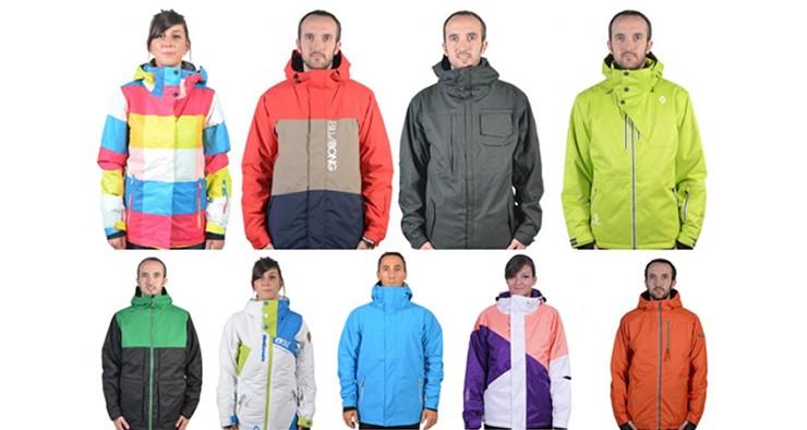 Vêtements de ski : le guide des tendances de l'hiver 2013 !