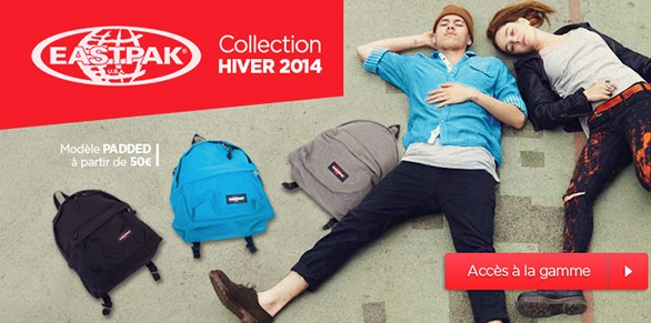 Nouvelle collection 2014 : Sacs à dos Eastpak