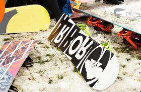 Snowboard : le matos 2014 en avant première !