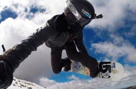 Shaun White en double mission à Sochi !