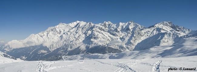massif du Beaufortain 73