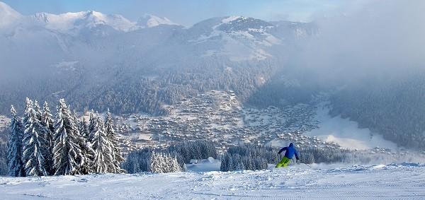skier à Morzine