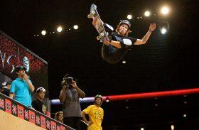 Le skate, bientôt sport olympique ?