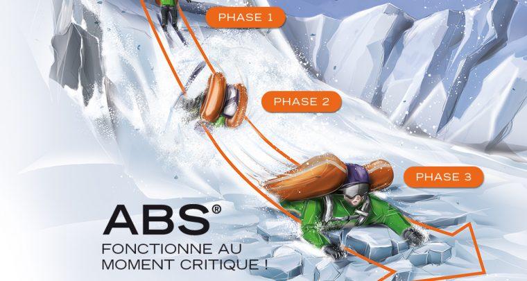 Sécurité Avalanche, les sacs Airbags : ABS, BCA, Scott Alpride, Pieps JetForce