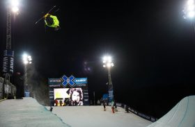 Arthur Longo, Marie Martinod, Kevin Rolland and friends aux X Games – 21-25 janvier 2015 !