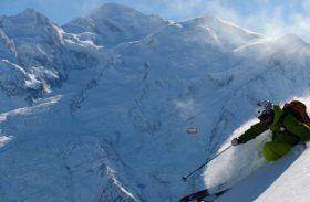Bon spot : Chamonix