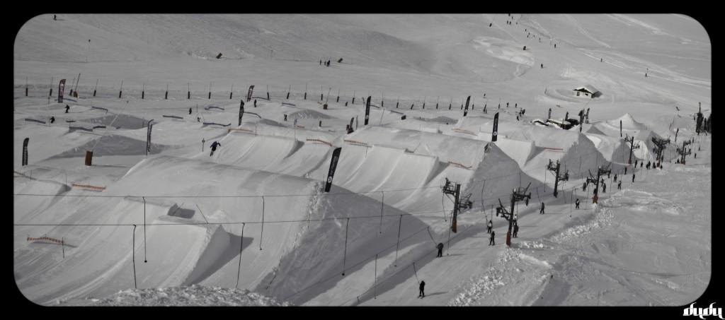 Romain Dujean - Snowpark Val Thorens (2)