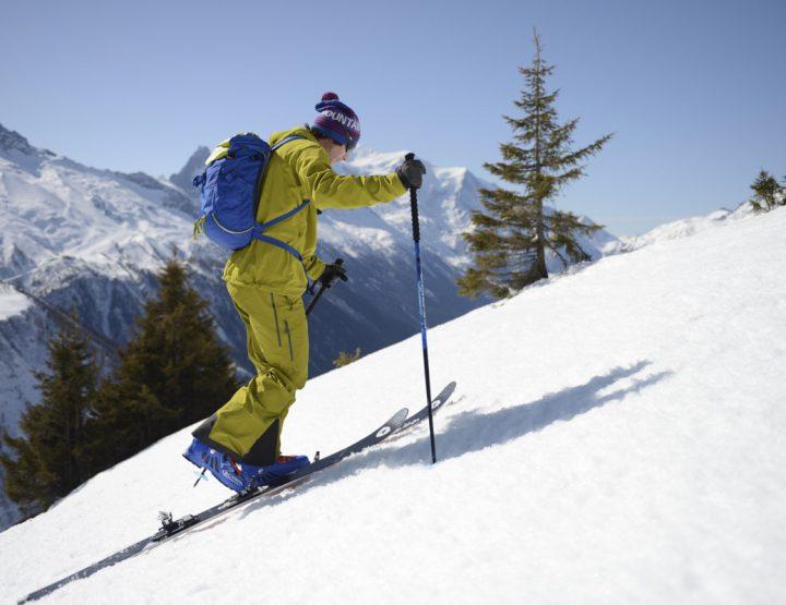 Découvrez le nouveau Mythic de Dynastar : un ski freerando révolutionnaire.