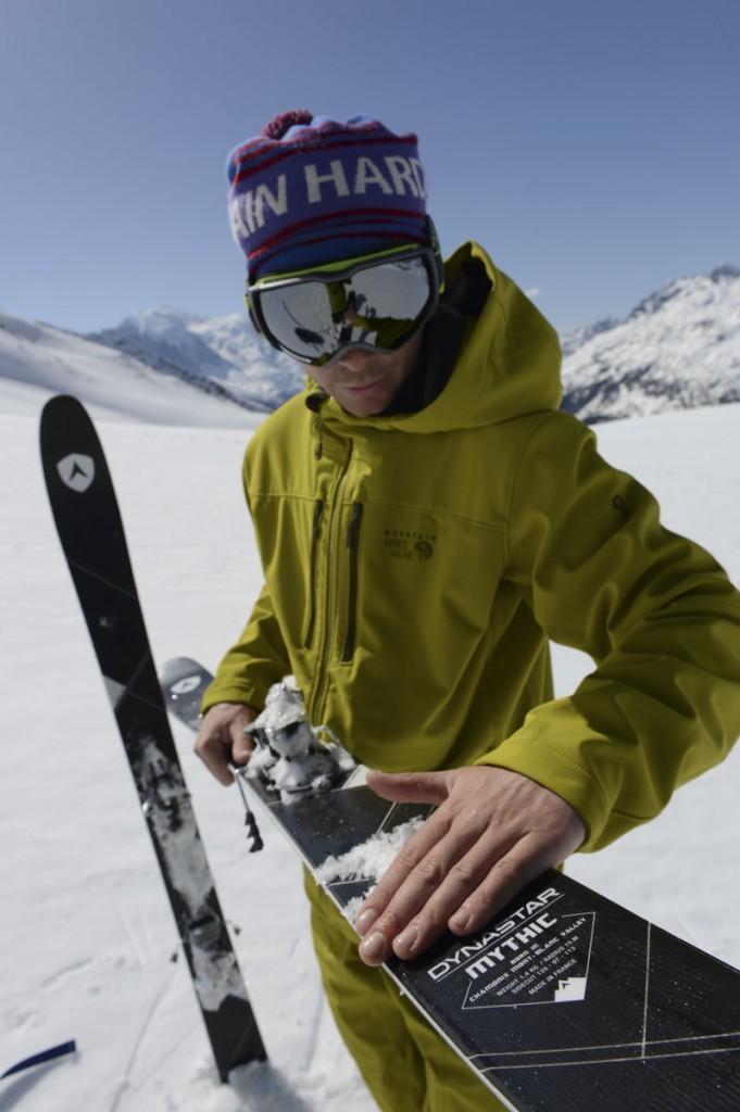 Le Mythic : le nouveau ski de rando de Dynastar