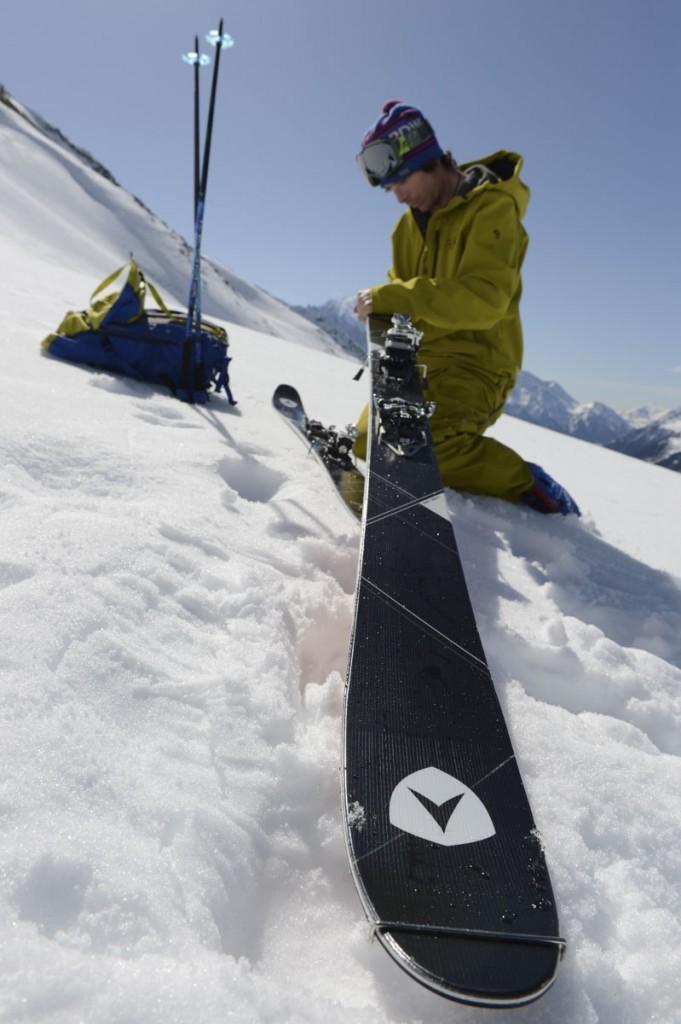 Mythic - Ski Rando - Depeautage