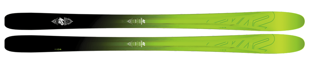 k2skis_1516_PINNACLE 95_Top
