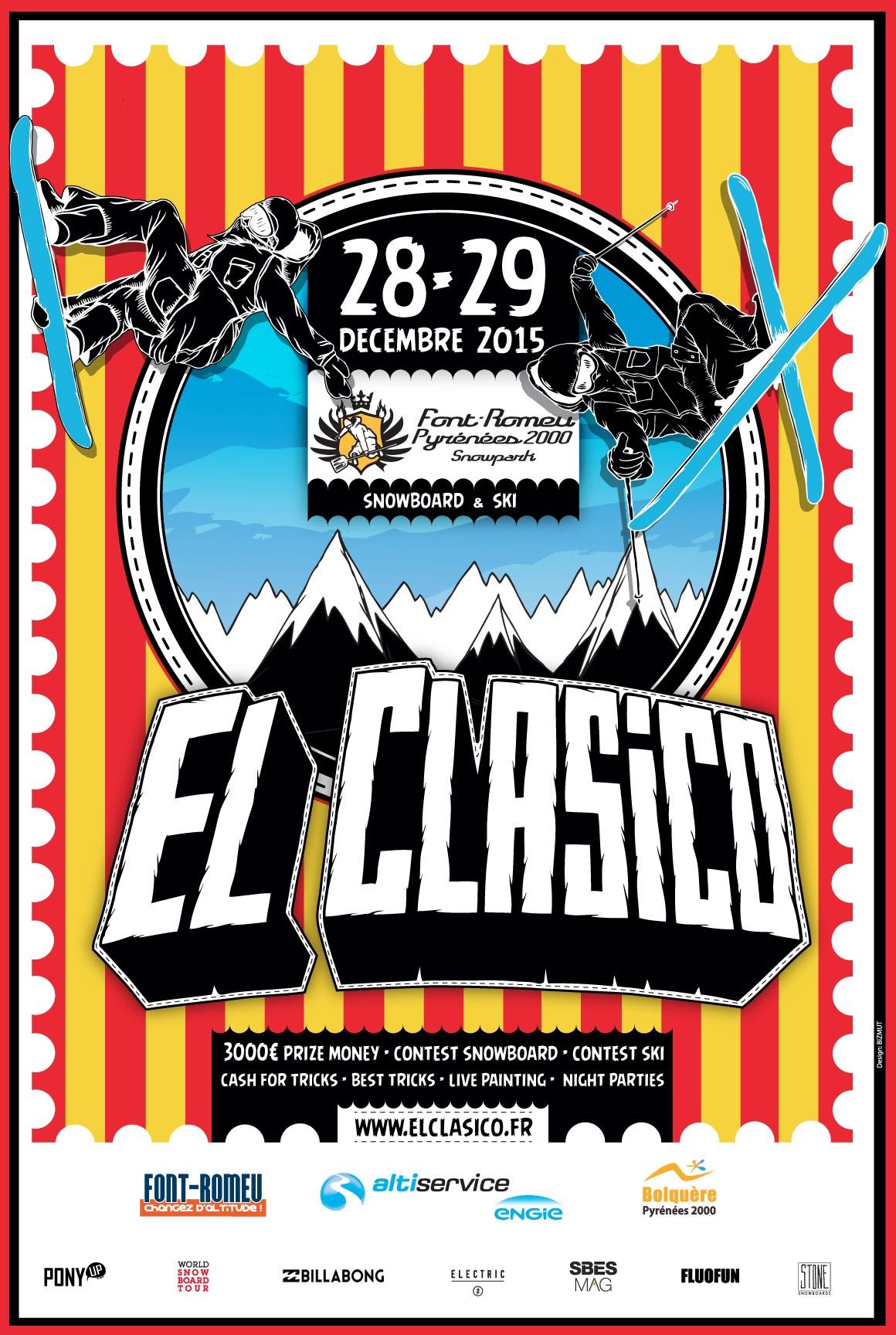 affiche el clasico-5 novembre