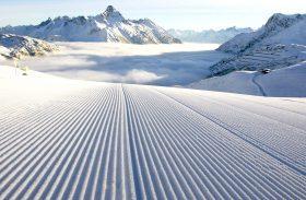 Où trouver de bonnes conditions de ski durant les vacances de Noël ?