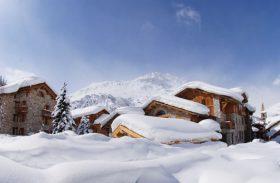 Bon spot : Val d'Isère