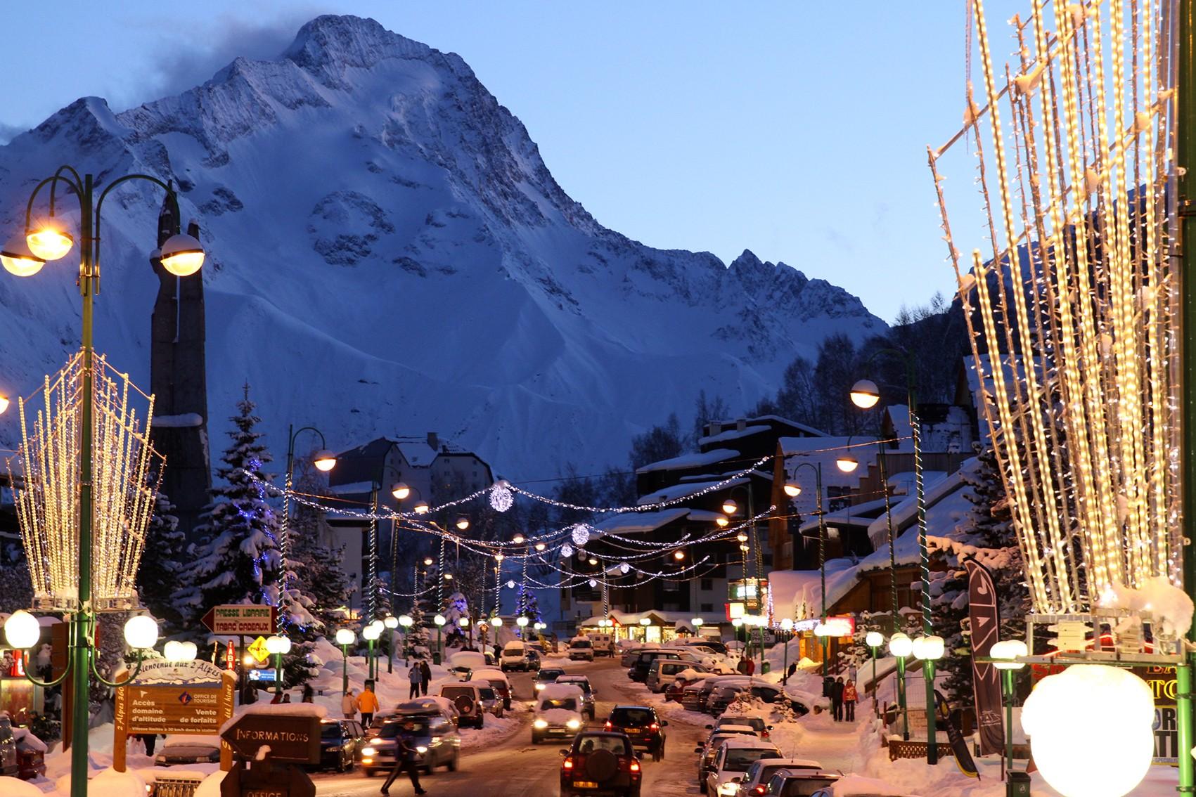 Bon spot les 2 alpes - Office du tourisme deux alpes ...