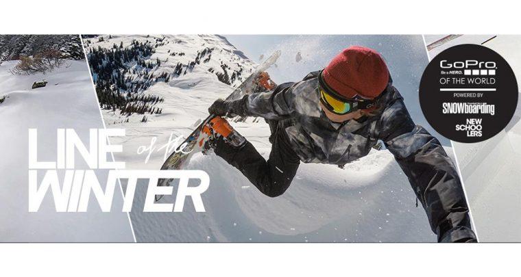 Go Pro Line of The Winter : 3 conseils pour succéder à Léo Taillefer !