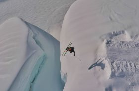[Vidéo de ski] Pow, Point of Where ? Par Fabio Studer