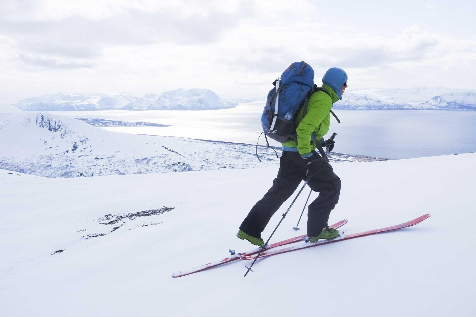 ski de randonnée homme