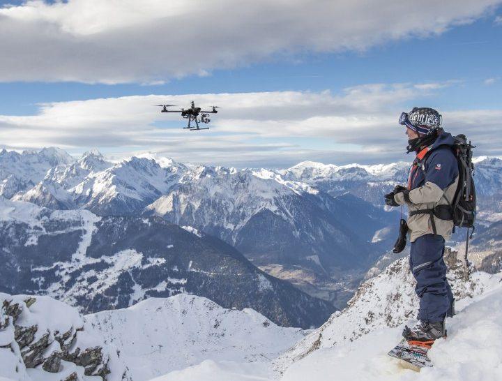 Caméras, drone, capteurs : 4 produits qui vont révolutionner votre façon de rider !