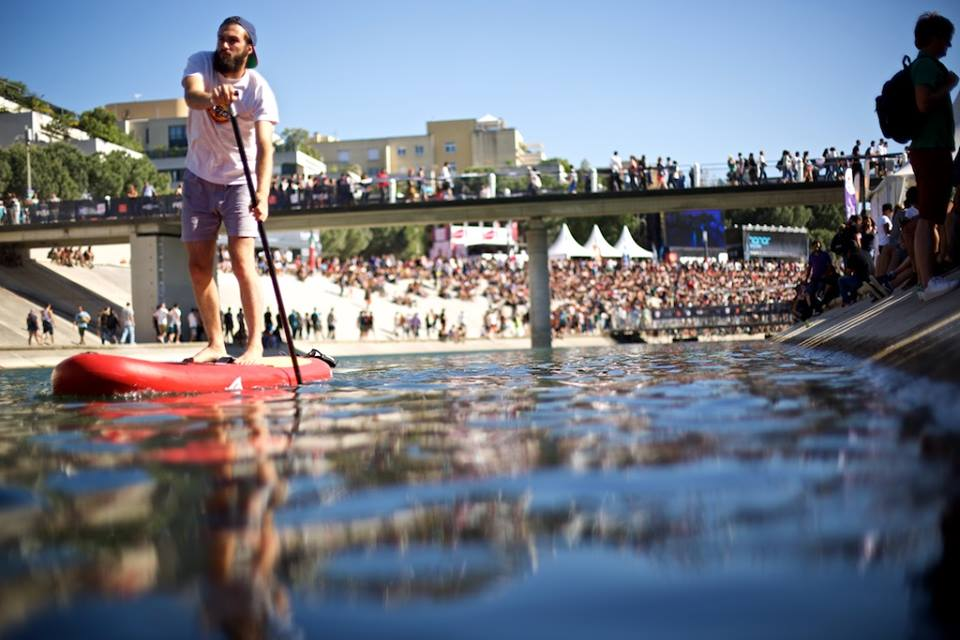 fise montpellier stand up paddle