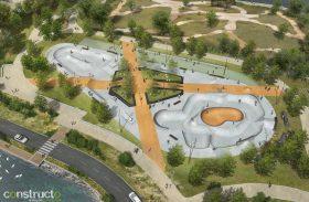 Un des plus grands skateparks de France va ouvrir à Marignane (13) !