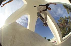 Skater en Tunisie : Michael Mackrodt joue le guide
