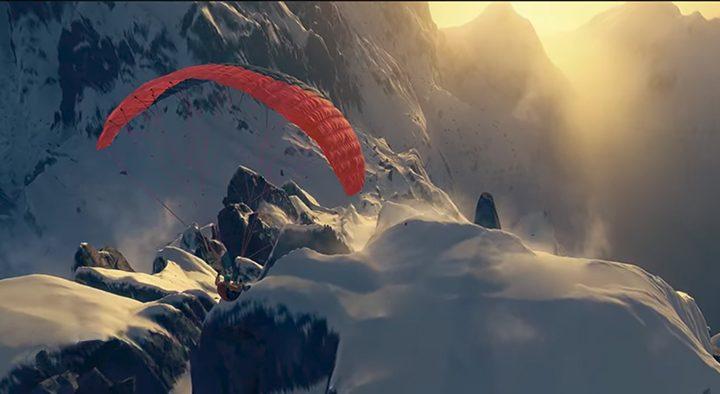 Steep, le jeu de sports de montagne