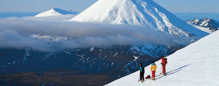 Partir skier en Nouvelle Zélande...
