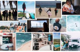 Radio Camping : Sam Partaix, Victor Pellegrin & deux surfeuses au Portugal !