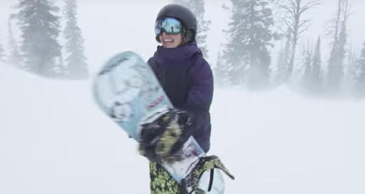 40 ans pour Burton Snowboards !