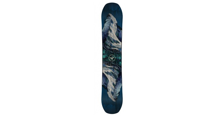 Jones Snowboard - les innovations 2017