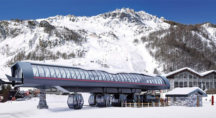 7 nouveautés majeures en stations de ski cet hiver !