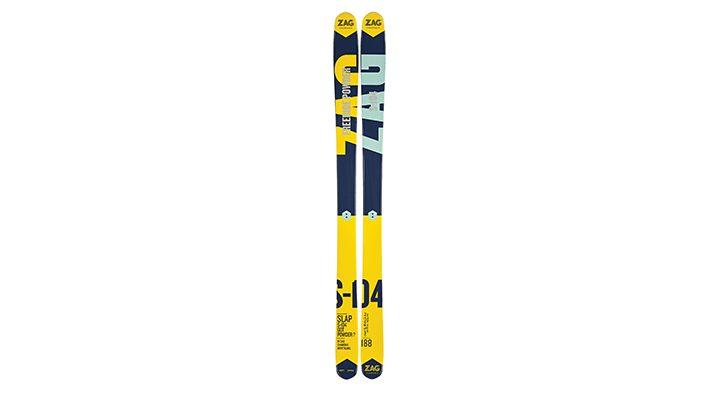 Zag : les nouveaux skis de référence en 2017