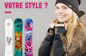 Choisir sa board, Affirmer son style !