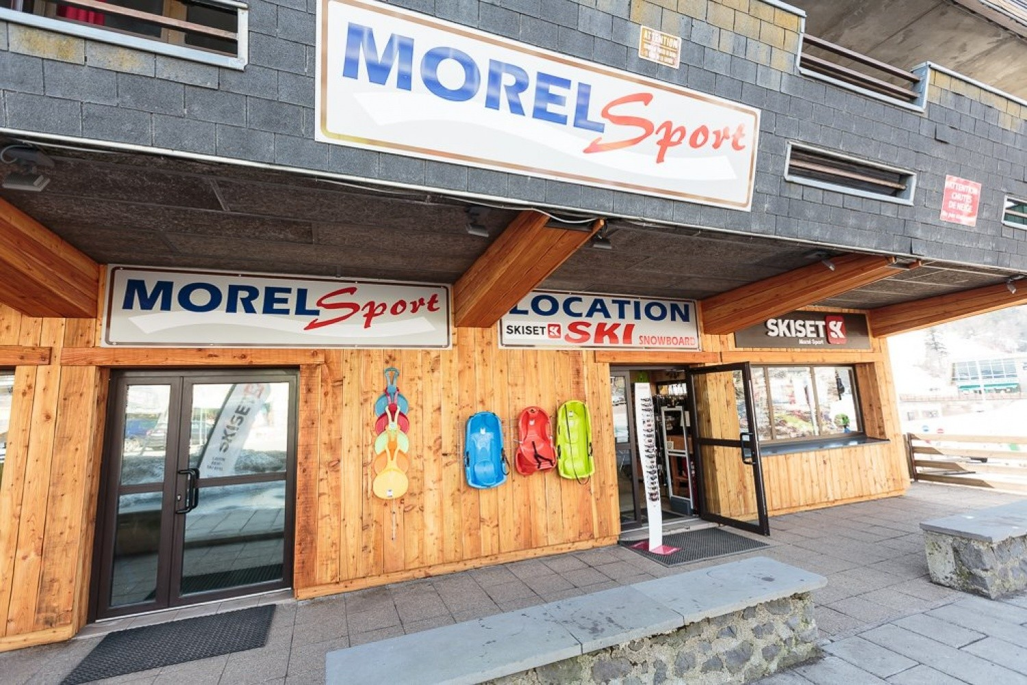 Magasin Morel Sport