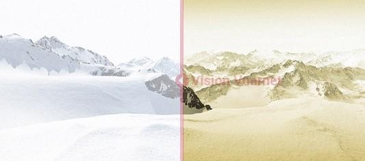 Vuarnet skilynx Le Vuarnet Skilynx, le verre mythique pour dévaler les pistes