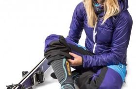 Les meilleures chaussettes de ski
