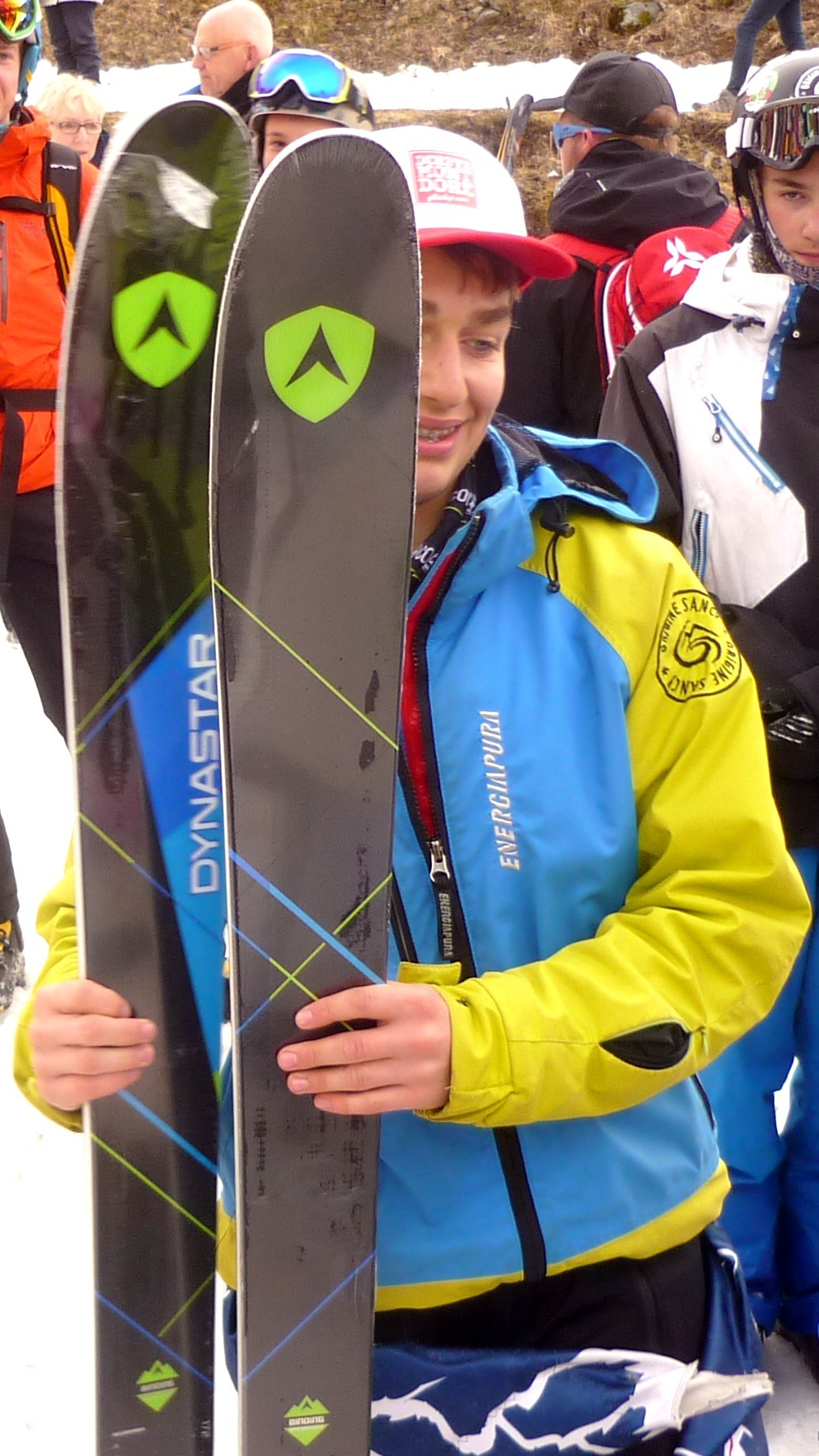 Gagnant ski Dynastar CHAM 97 - Derby du Mont Dore 2017