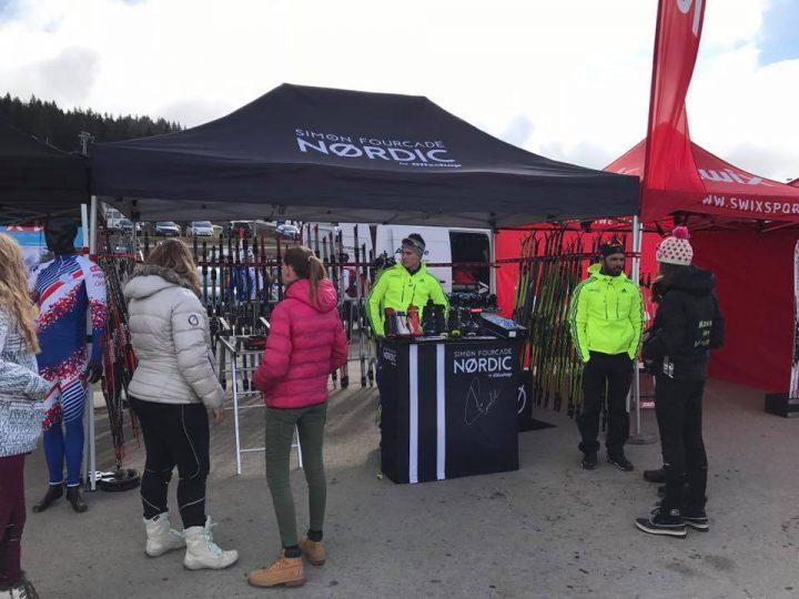 Championnats de France des clubs, longue distance et Étoile des Saisies 2017