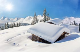 Votre chalet ou les vacances au ski en (très) grand !