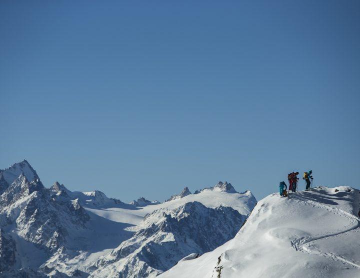 Val d'Isère joue la carte du ski de rando du 13 au 15 avril