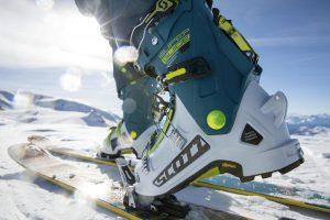 Ski de randonnée Scott