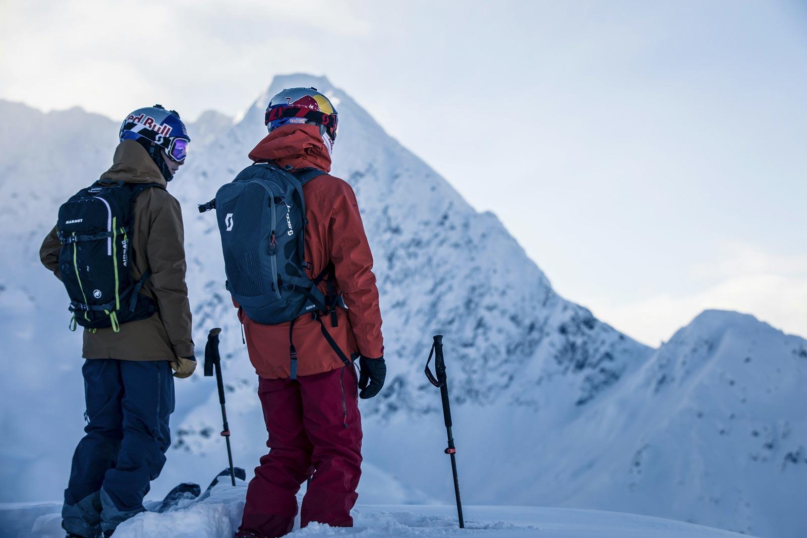 Test Ski Scott 2018