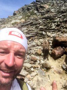 Couloir du Gouter Mont Blanc
