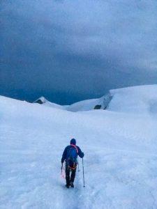 En route vers le Mont Blanc