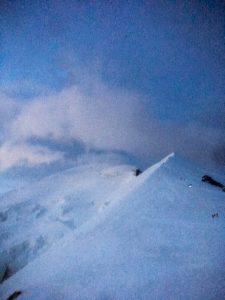 Arête Mont Blanc frontale - Glisshop