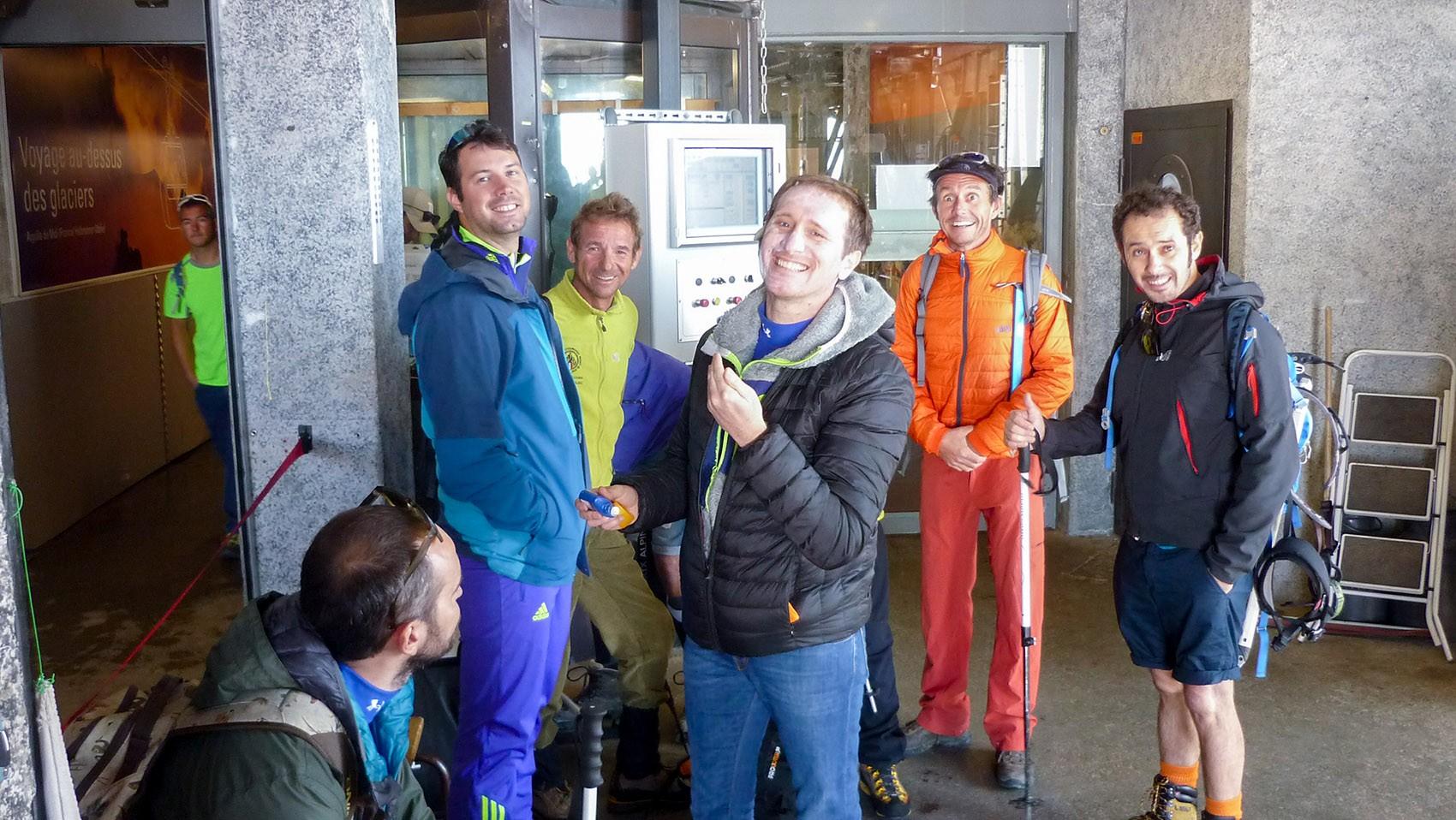 L'équipe Glisshop-Volkl-Marker-Dalbello