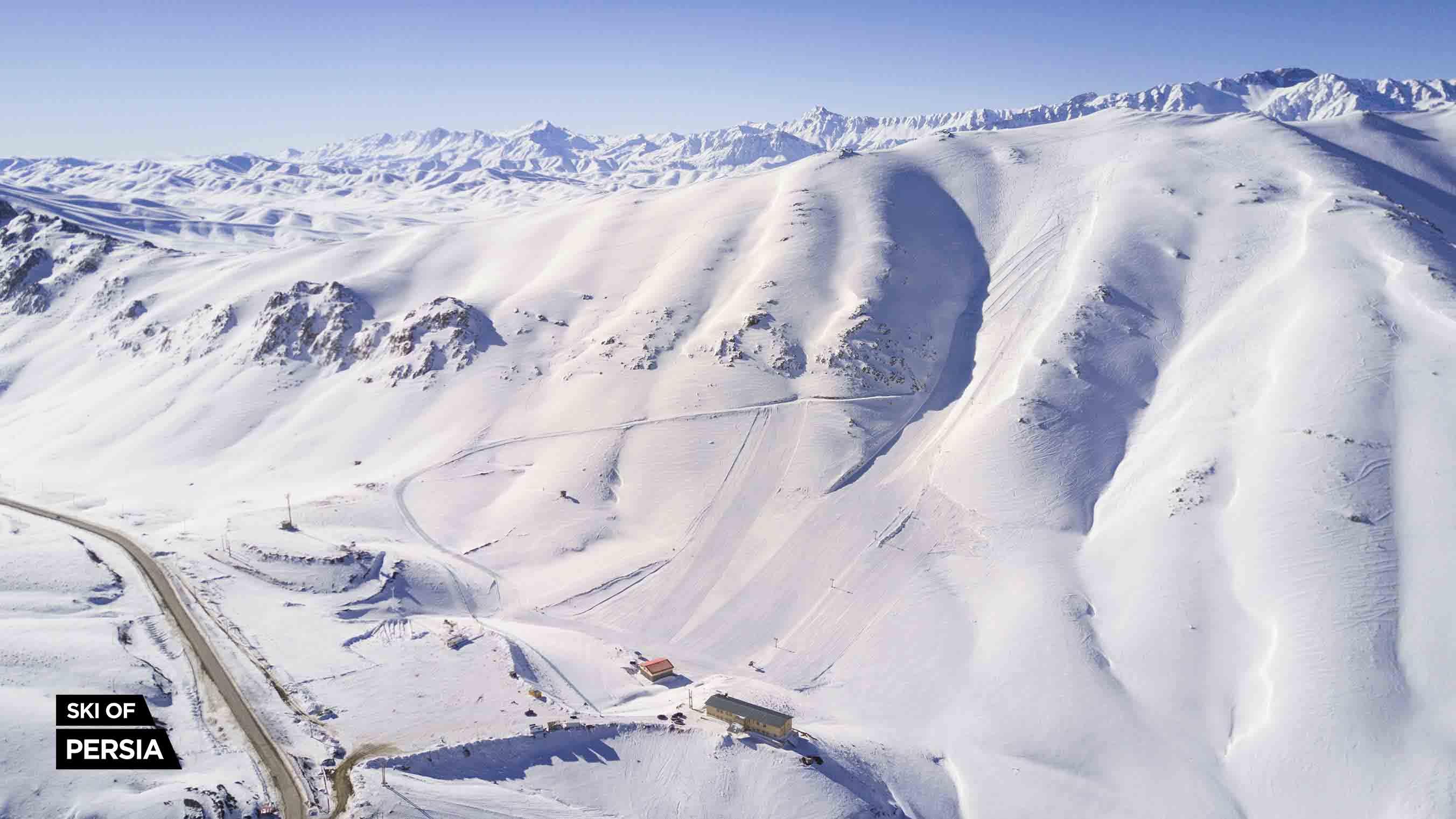 Station de Ski en Iran Fereydunshah