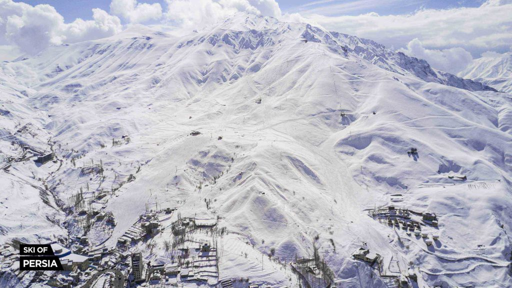 Station ski Iran Shemshak